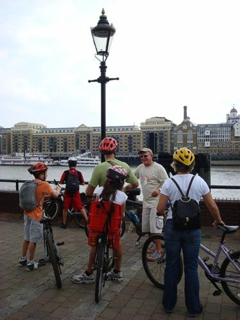 East London Bicycle Tour - London