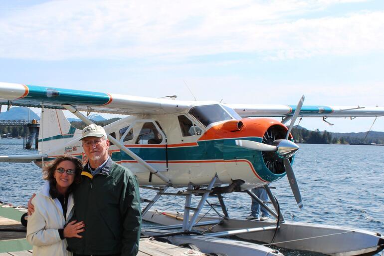 Float plane excursion, Ketchikan, Alaska - May 23, 2013 - Ketchikan