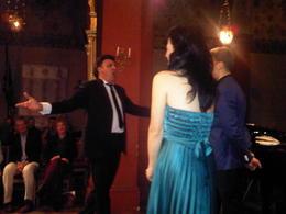 Opera concert, Sandra - October 2013
