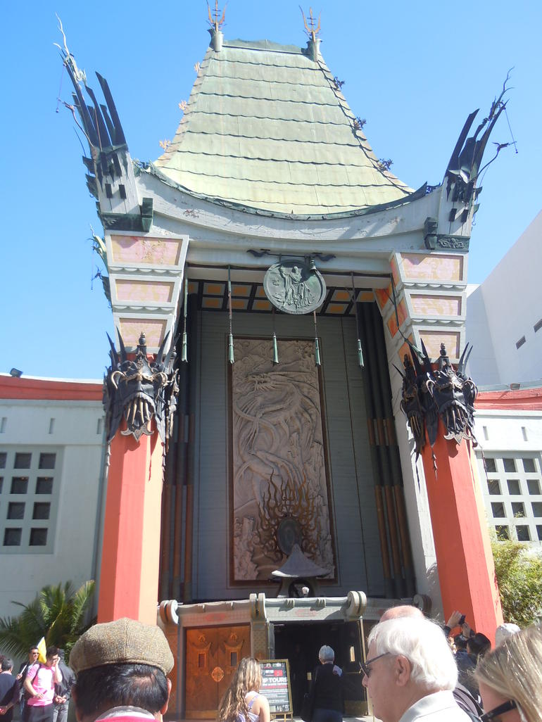 Grauman's Chinese Theater - Los Angeles