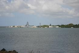 Arizona Memorial at Pearl Harbor, Suzanne D - October 2010