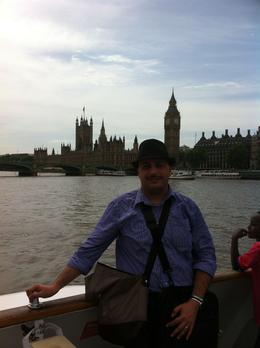 London Rever , Iyad A - September 2012