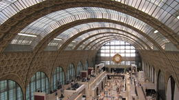 Musee d'Orsay , Internationally Known - June 2012