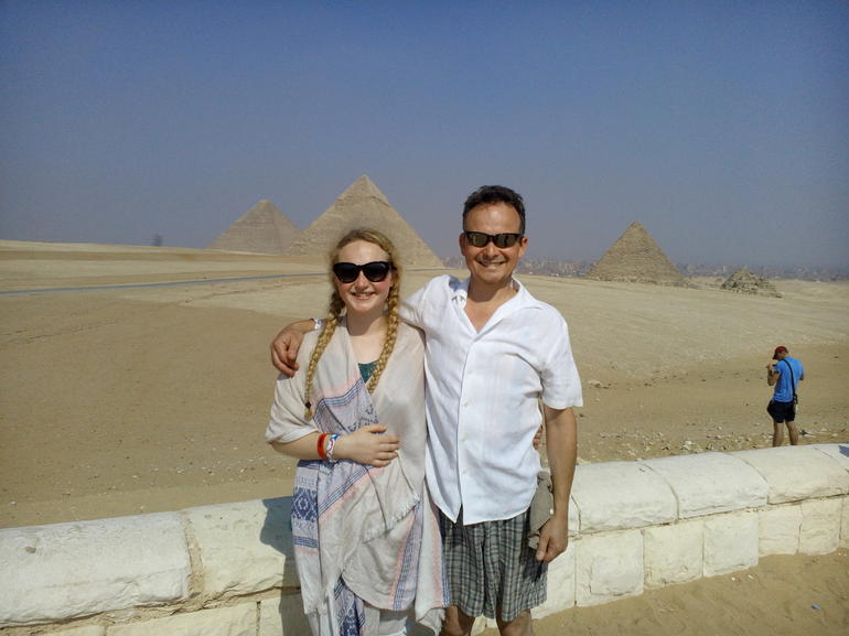 Day Trip to Cairo by Bus
