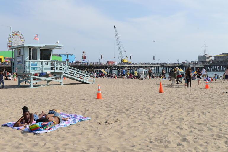 Santa Monica Beach - Los Angeles