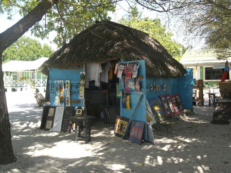 Saona island butik - Punta Cana