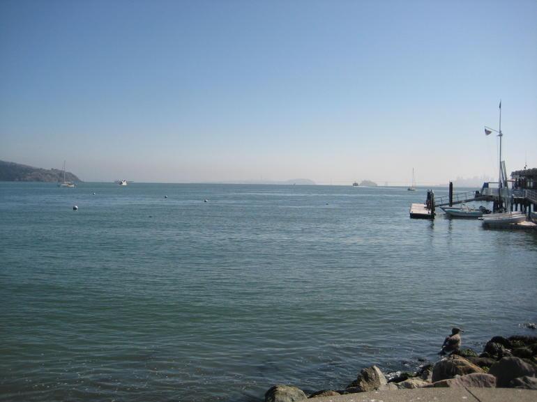 Sausalito Bay View - San Francisco