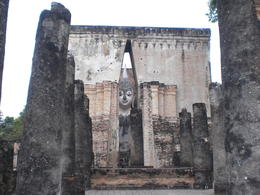 The ruins in Sukhothai - March 2013