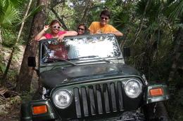 It was a treacherous but fun ride!! :) , Allan C - December 2013