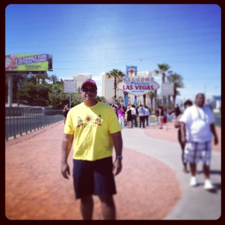 Vegas visit May 2013 - Las Vegas