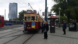 Christchurch Tram , Matthew G - December 2016