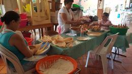 Making tamales , Mark D - May 2017