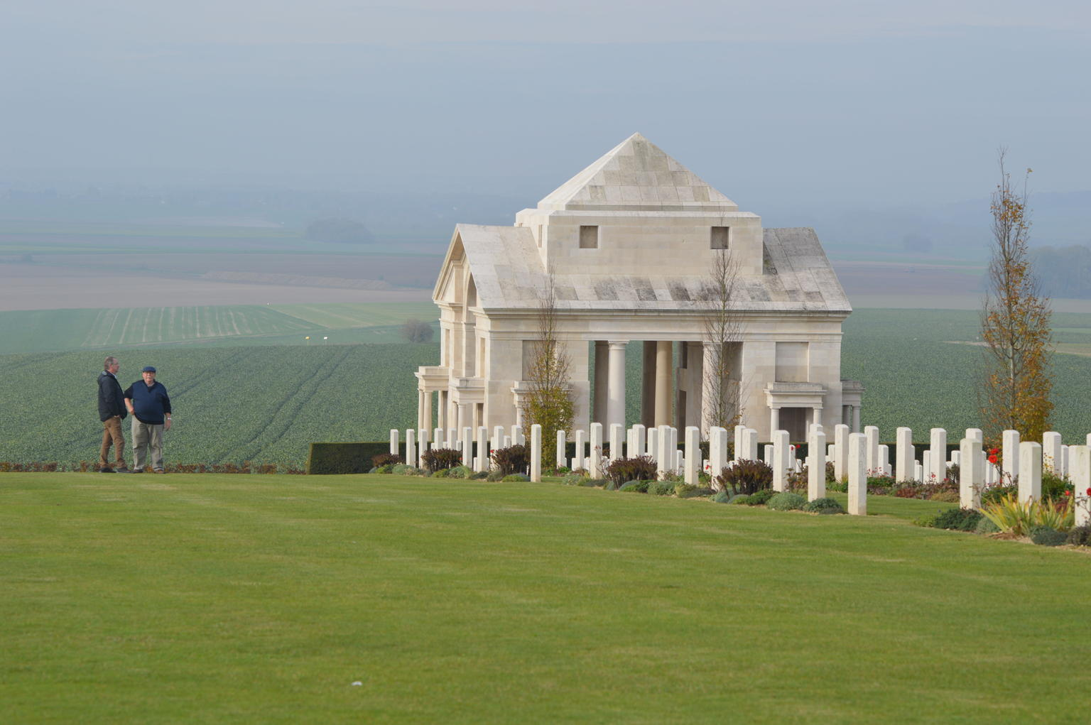 MÁS FOTOS, Australian and New Zealand Battlefield Day Tour in the Somme from Lille or Arras