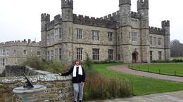 Me at Leeds Castle , suziijoan52 - November 2017