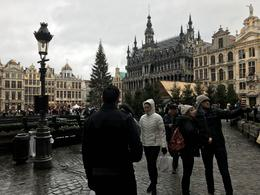 Royal Place, very near where the tour starts , Jeovany Z - January 2018