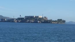 Our trip wouldn't be complete without a visit to Alcatraz Island.. , Andrew Z - April 2015