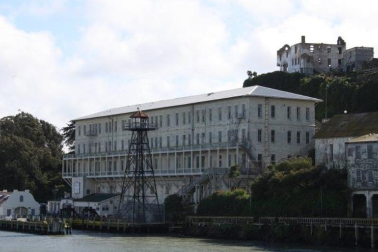 Another view of Alcatraz - San Francisco