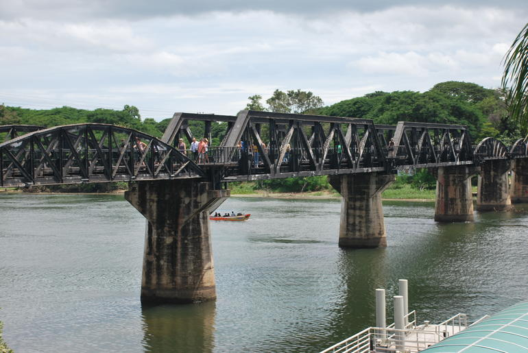 Bridge on the River Kwai - Bangkok
