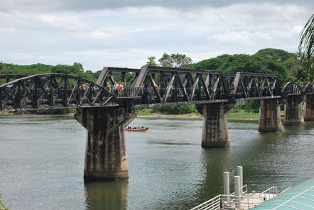 Floating Markets and Bridge on River Kwai Tour from ...