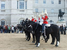 Horse Guards , Jay B - October 2012