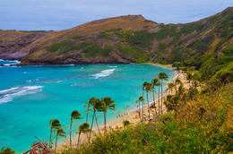 Hanauma Bay , Apoetess - June 2012