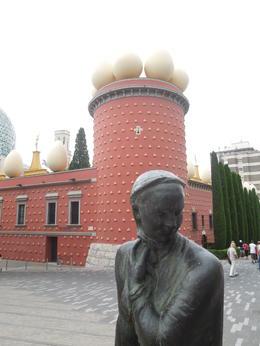 Salvador Dalí museum, Rosane - August 2013
