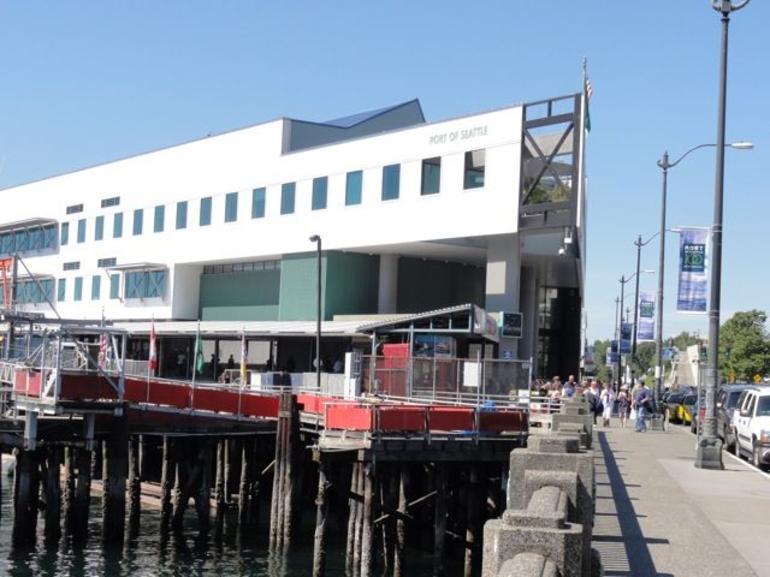 Ferry 1 - Seattle