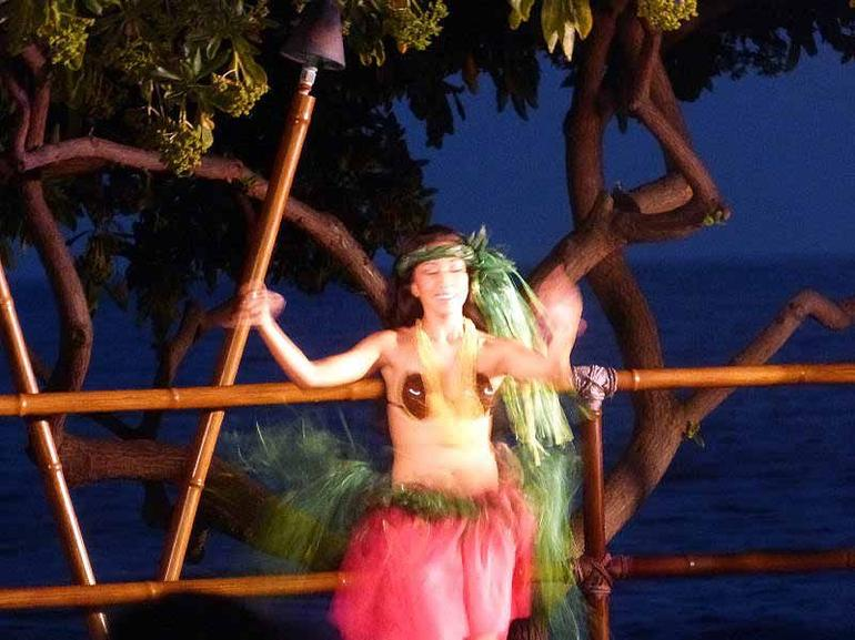 hula - Big Island of Hawaii