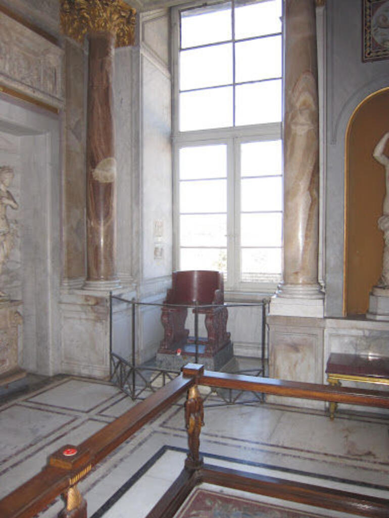 One of the Private Rooms - Rome