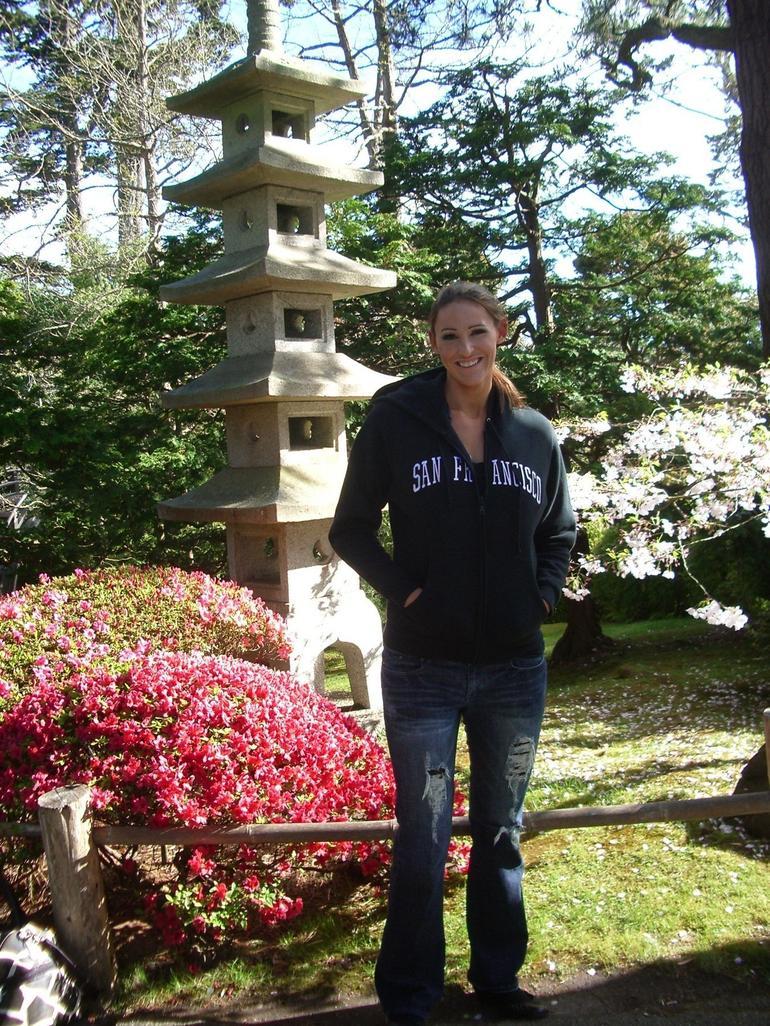 Japanese Tea Gardens - San Francisco