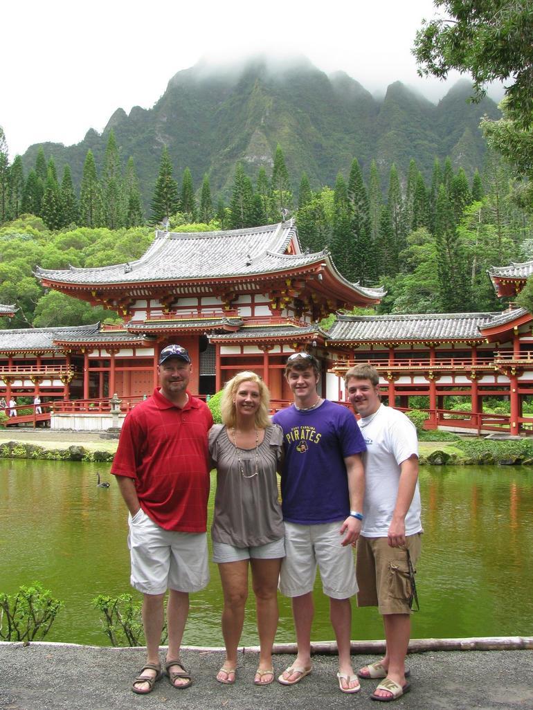 Japenese Temple - Oahu