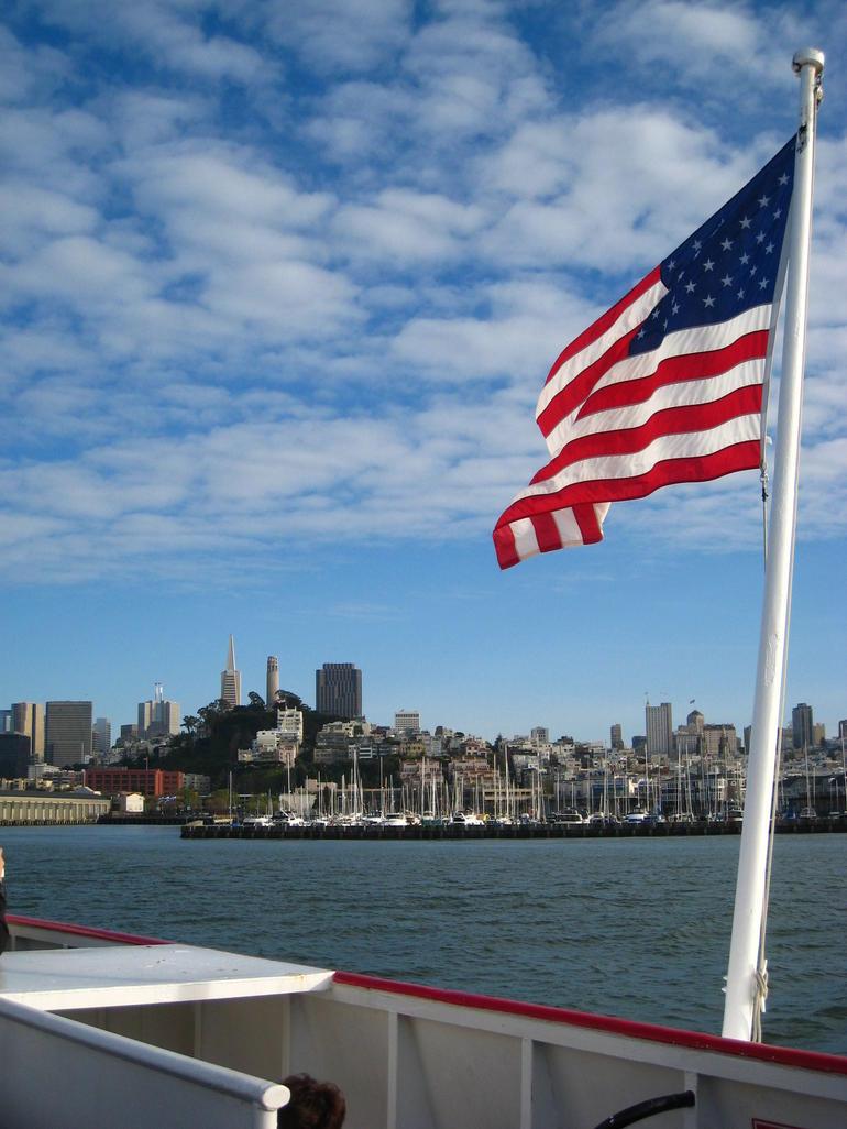 Leaving San Francisco - San Francisco