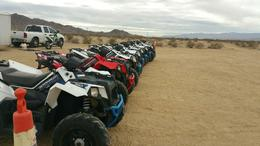 Hidden Valley and Primm ATV Tour, Gpo - February 2017