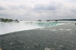 Niagara Falls from the top , Ron - July 2014