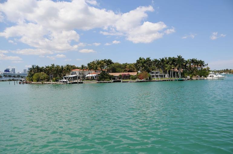 Palm Island, Biscayne Bay National Park - Miami