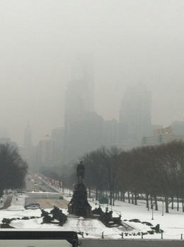 from Rocky steps , magvictoria - February 2014