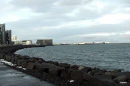 Harpan (operahuset) i Reykjavik. , Jostein S - January 2014