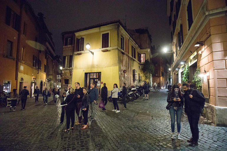 Rome by Night Tour Including Dinner photo 31