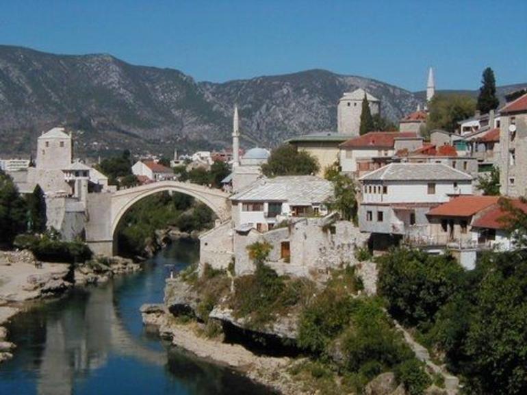 Stari Most - the old bridge - Dubrovnik