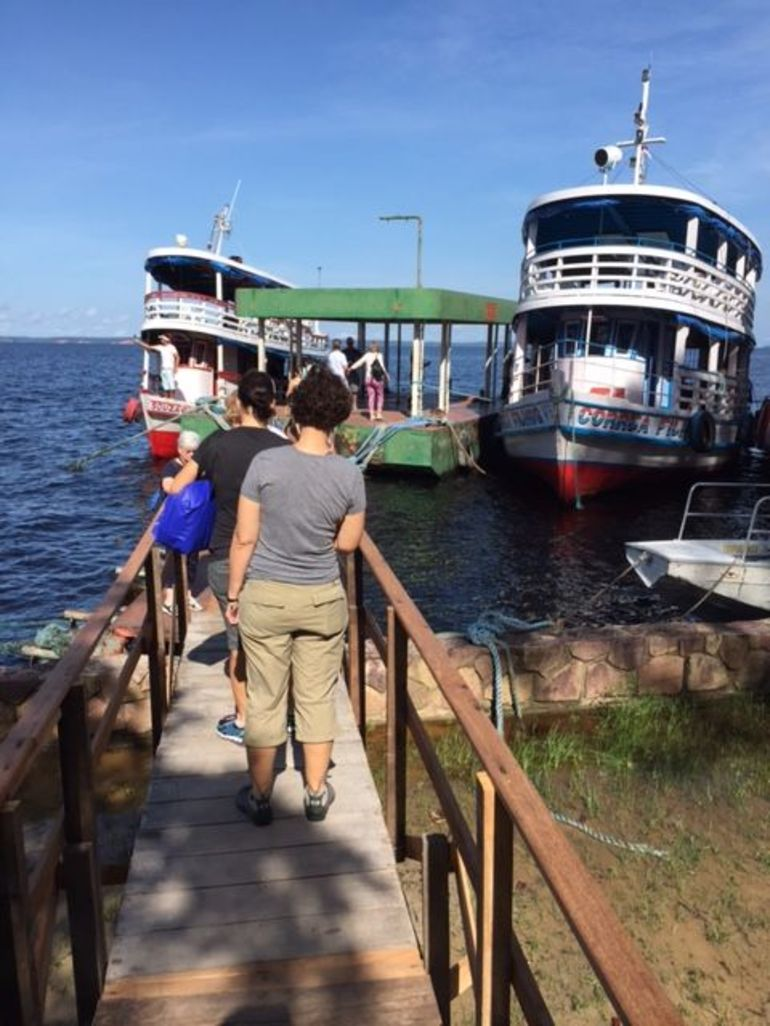 Rio Negro Cruise from Manaus to the Amazon River photo 19