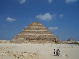 The oldest of all the pyramids., LISA L - October 2008