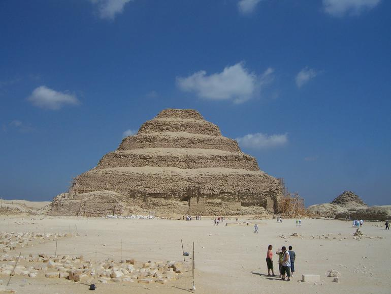 The Step Pyramid - Cairo