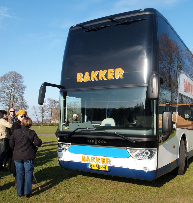 This is the coach that left me in more pain and standing for 45 minutes - Amsterdam