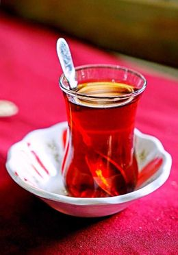 Turkish Tea , Rebecca L - September 2015