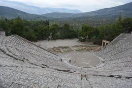 The theater at Epidaurus , Todd C - December 2016