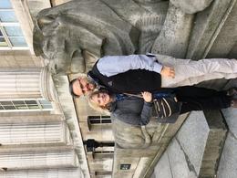 Mike and Karen Moody at the British Museum. , Karen W - March 2017