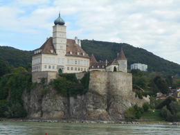The boat trip to Melk on the river Danube , Joe G - September 2017