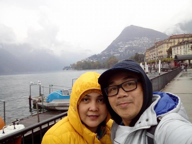 Italy and Switzerland in One Day: Lake Como and Lugano from Milan