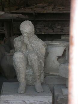 In Pompeii, Ryan N - August 2010