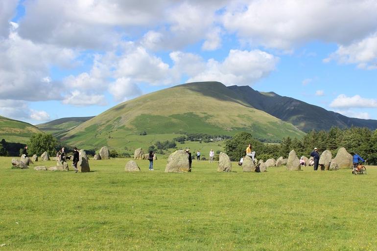 Castlerigg stone circle - Lake District